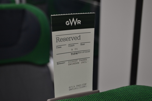 First Great Western Rebrands To Great Western Railway And